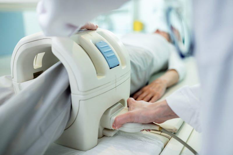 Resonancia de rodilla: preparación y procedimiento