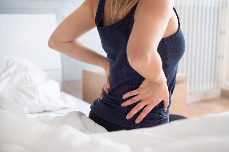 resonancia magnetica de la columna lumbar para dolor en la espalda baja