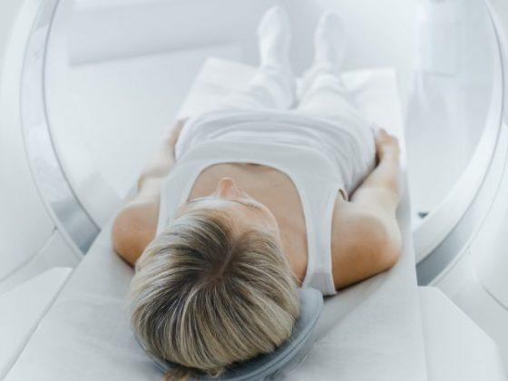 Tomografía de pelvis